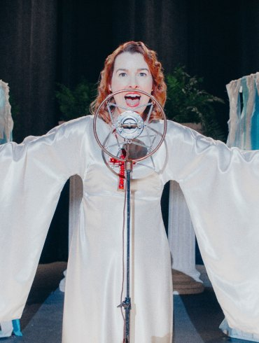 "Anna Margaret Hollyman in ""Sister Aimee"""