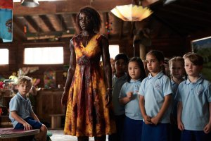 "Lupita Nyong'o in ""Little Monsters"""