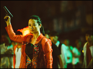 """Zhao Tao in """"Ash is the Purest White"""""""