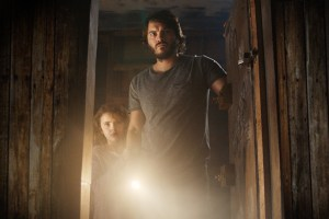 """Emile Hirsch and Lexy Kolker in """"Freaks"""""""