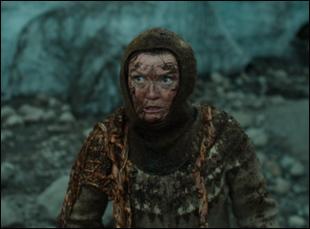 "Halldóra Geirharðsdóttir in ""Woman at War"""