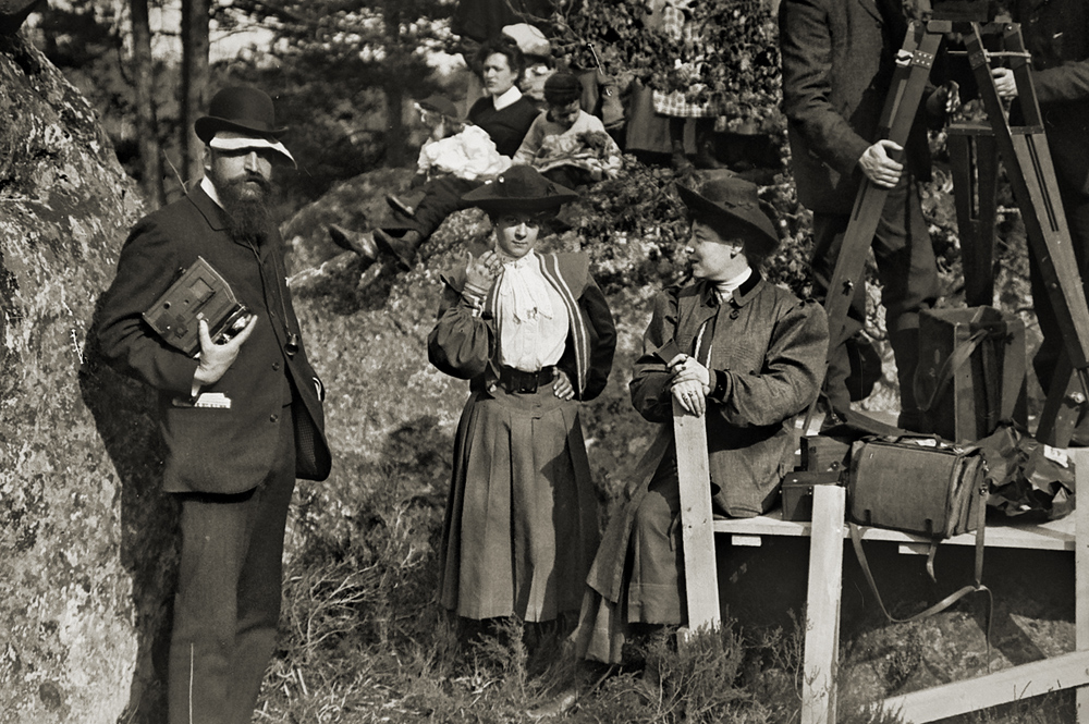 """A scene from """"Be Natural: The Untold Story of Alice Guy Blaché"""""""