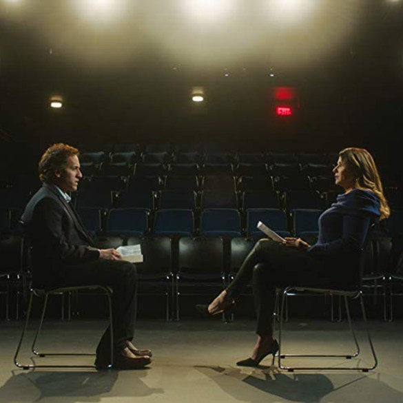 "Lorraine Bracco and Neil Jain in ""Master Maggie"""