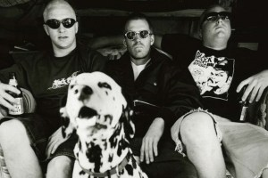"Bud Gaugh, Bradley Nowell and Eric Wilson in ""Sublime"""