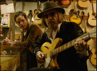 """Tom Petty and Jakob Dylan in """"Echo in the Canyon"""""""