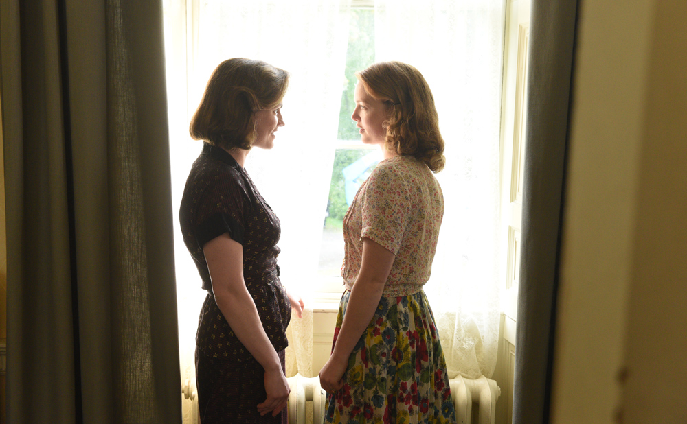 """Anna Paquin and Annabel Jankel in """"Tell It to the Bees"""""""