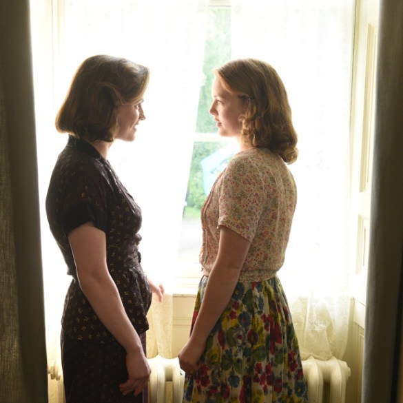 "Anna Paquin and Annabel Jankel in ""Tell It to the Bees"""