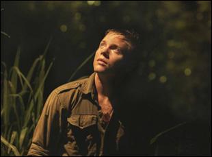 "Khan Chittenden in Aaron Wilson's film ""Canopy"""