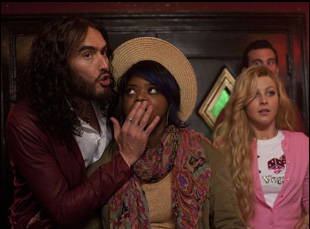 "Russell Brand, Octavia Spencer and Julianne Hough in Diablo Cody's ""Paradise"""