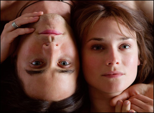 "Diane Kruger and Jared Leto in Jaco Van Dormael's ""Mr. Nobody"""