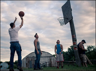 "Davy Rothbart and Andrew Cohn's Indiana basketball film ""Medora"""