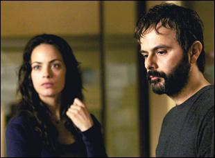 """Ali Mousaffa and Berenice Bejo in Asghar Farhadi's """"The Past"""""""