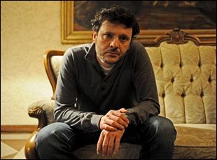 """Bogdan Dumitrache in """"Child's Pose"""""""