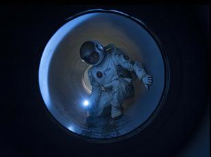 """Liev Schreiber in """"The Last Days on Mars"""""""