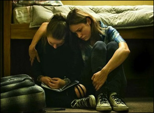 "Brie Larson and Kaitlyn Dever in ""Short Term 12"""