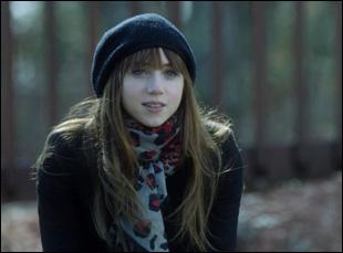 "Zoe Kazan in ""In Your Eyes"""