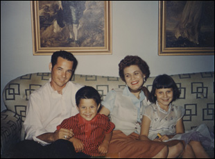 """Billy Mize and his wife Martha and their family in """"Billy Mize and the Bakersfield Sound"""""""