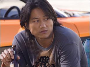 """Sung Kang as Han in """"Tokyo Drift"""""""