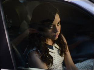 """Aubrey Plaza in """"Life After Beth"""""""