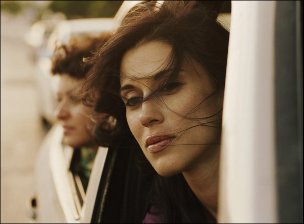 "Cherien Dabis and Alia Shawkat in ""May in the Summer"""