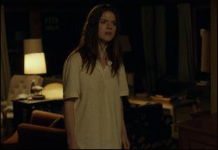 """Rose Leslie in """"Honeymoon"""""""