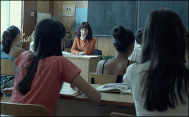 "Margita Gosheva in ""The Lesson"""