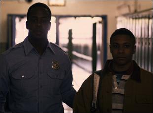"Darius Clark Monroe's ""Evolution of a Criminal"""