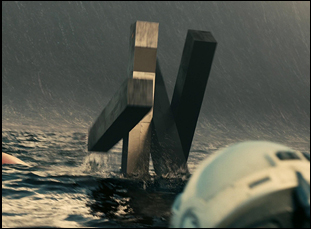 "TARS in ""Interstellar"""