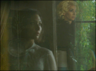 "Chiara D'Anna and Sidse Babett Knudsen in ""The Duke of Burgundy"""