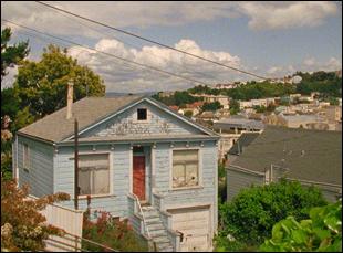 "San Francisco in ""The Royal Road"""