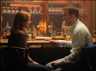 """Anna Kendrick and Ryan Reynolds in """"The Voices"""""""