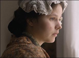 """Rachel Korine in """"Men Go to Battle"""""""