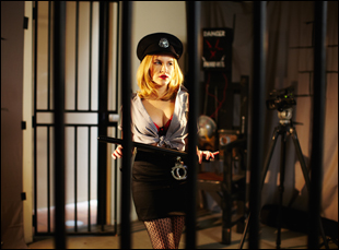 "Kate Mulvany in ""The Little Death"""