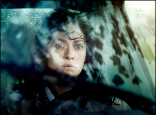 "Joanne Kelly in ""Runoff"""