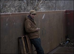 "Ben Barnes in ""Jackie and Ryan"""