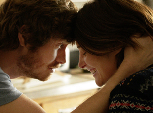 """Anders Holm and Cobie Smulders in """"Unexpected"""""""