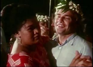 "Marlon Brando in ""Listen to Me Marlon"""
