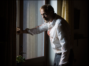 "Lars Mikkelsen in ""When Animals Dream"""