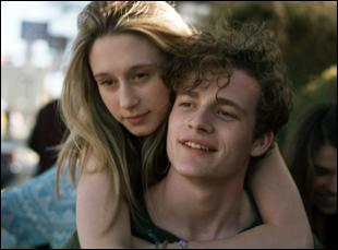 """Taissa Farmiga and Ben Rosenfield in """"6 Years"""""""