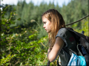 "Ella Purnell in ""Wildlike"""