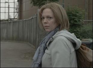 """Olivia Colman in """"London Road"""""""