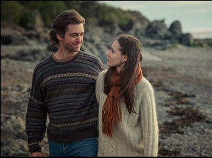 """Maxim Gaudette and Karelle Tremblay in """"Our Loved Ones"""""""