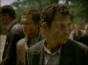 "Geza Rohrig in ""Son of Saul"""