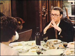 "Buck Henry in ""Taking Off"""