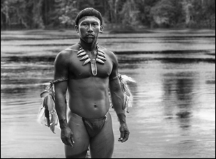 "Nilbio Torres in ""Embrace of the Serpent"""