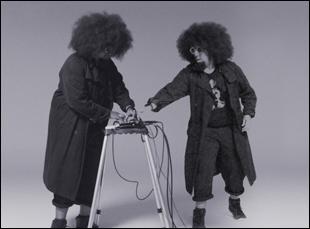 "Reggie Watts in ""Creative Control"""
