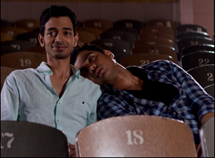 "Dhruv Ganesh and Shiv Pandit in ""Loev"""