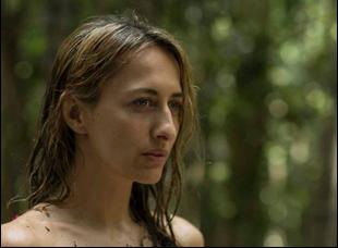 """Ana Cecilia Stieglitz in """"Icaros: A Vision"""""""