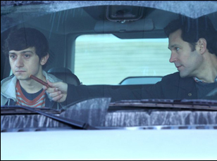 "Craig Roberts and Paul Rudd in ""The Fundamentals of Caring"""
