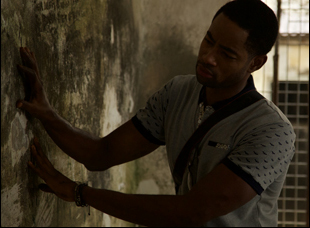"Jay Ellis in ""Like Cotton Twines"""